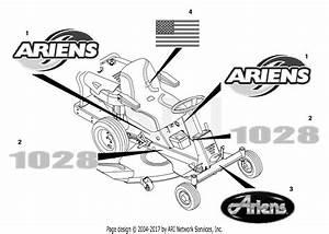 Ariens 927065  010000