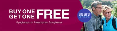 Sears Optical Promotions by Eastridge Optometry Ng Od Home