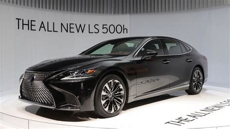 lexus ls  sedan review specs  prices