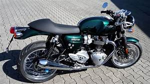 Thruxton R 1200 : thruxton 1200 competition green triumph forum triumph rat motorcycle forums ~ Medecine-chirurgie-esthetiques.com Avis de Voitures