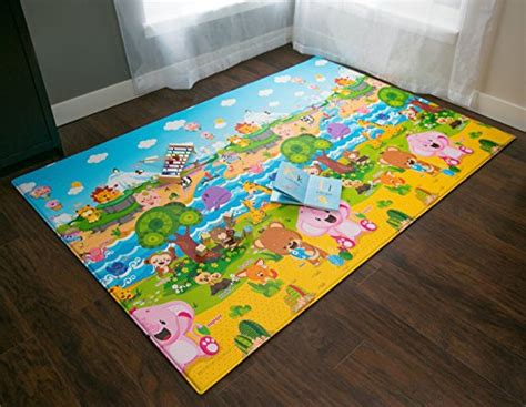 padded floor mats for baby baby care play mat helps children learn while