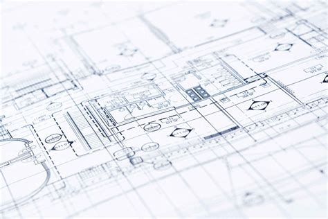 Home Design Blueprints by Blueprint Background Trademark Custom Construction