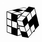 Rubik Rubiks Cubo Kostka Rubika Cfop Puzzles Speedcubing Bestcoloringpagesforkids Vectorified Newcastlebeach sketch template