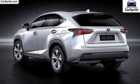 the lexus rx 2018 vs 2019 spesification lexus nx 2018 prices and specifications in saudi arabia