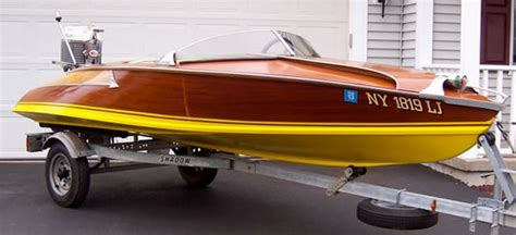 Aristocraft Boat For Sale by Aristocraft Ladyben Classic Wooden Boats For Sale