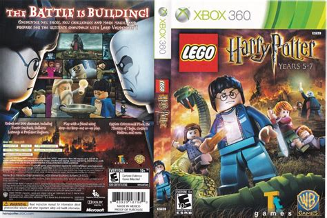 Join a global community of harry potter fans celebrating magic for over 19 years. JUEGO XBOX 360 HARRY POTTER LEGO