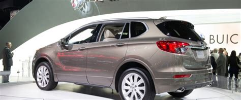 2019 Buick Envision Info, Specs, Wiki  Gm Authority