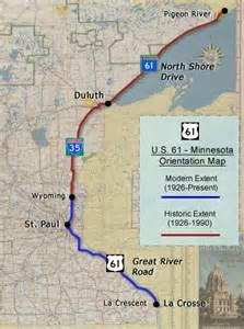 Afbeeldingsresultaten voor Highway 61 Minnesota