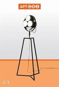 92 best apt cb2 living room images on pinterest for Cb2 signal floor lamp