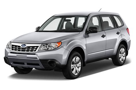 The base 2021 subaru forester has a manufacturer's suggested retail price (msrp) of $24,795. 2013 Subaru Forester Buyer's Guide: Reviews, Specs ...