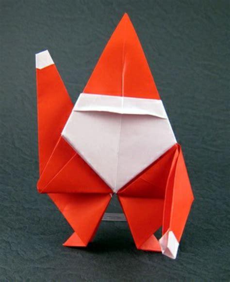 originelle origami zu weihnachten archzinenet