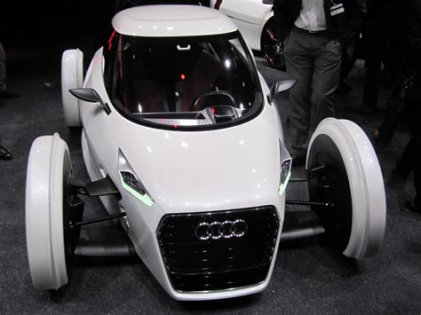 audi urban concept    electric  seater launch