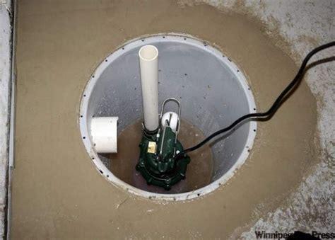 tile installer winnipeg ask the inspector no weeping tiles basement