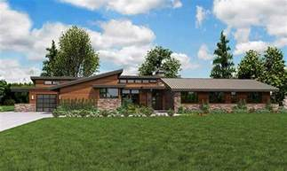 Stunning Luxury Ranch House Plans Photos by Plan W69510am Stunning Contemporary Ranch Home Plan E