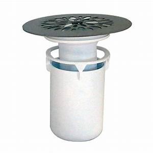 Bonde De Douche : grille de siphon pour bonde de douche 60 lorans robinetterie ~ Melissatoandfro.com Idées de Décoration