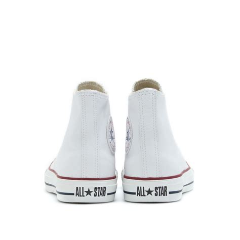 Lyst - Converse Chuck Taylor All Star High in White