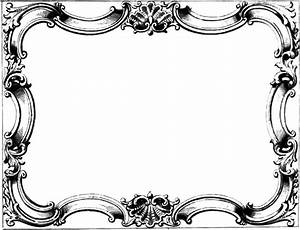 Fancy Frames And Borders Clip Art (67+)