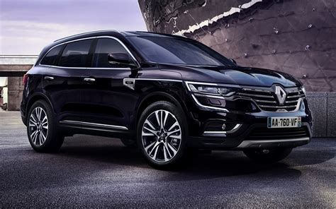 Renault Koleos Backgrounds by Renault Koleos Initiale 2016 Wallpapers And Hd