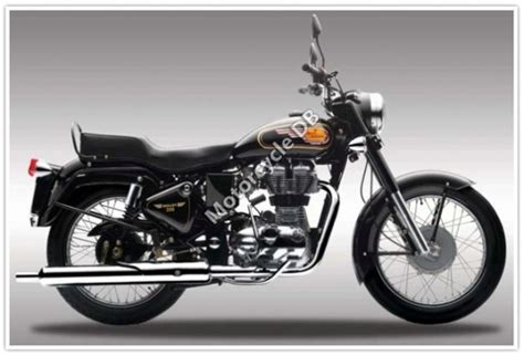 Enfield Bullet 350 Image by 2006 Enfield Bullet 350 Classic Moto Zombdrive