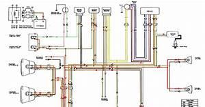 Kawasaki 1988 Klf220 A1 Bayou Wiring Diagram Electrical