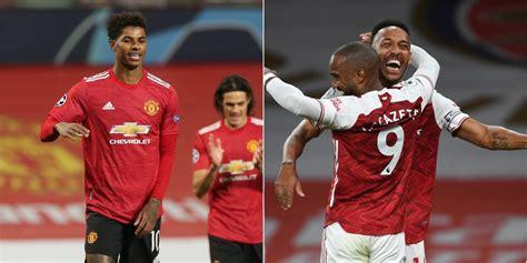 VER HOY Manchester United vs Arsenal EN VIVO vía Peacock ...