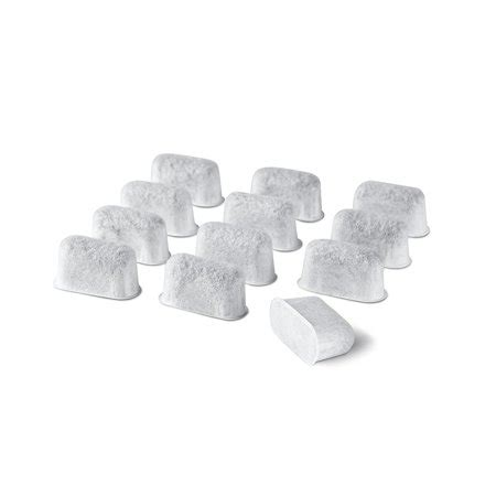 Limited time sale easy return. 12 Replacement Charcoal Water Filters for Cuisinart Coffee ...
