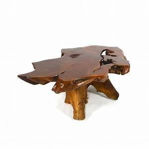 californian redwood burl coffee table at 1stdibs With california redwood coffee table