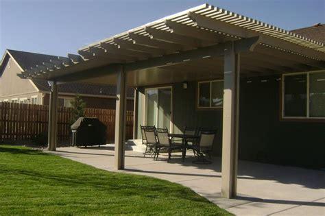 Backyard Patio Enclosure