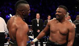 Boxing news: Dereck Chisora reveals BIZARRE messages from Dillian Whyte | Boxing | Sport ...  onerror=