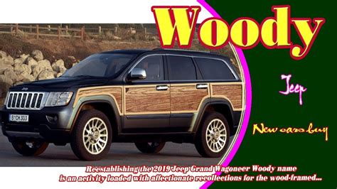 2019 Jeep Woody Redesign