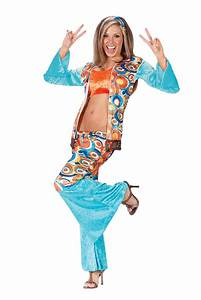 Women's Hippie Costume - Adult Costumes