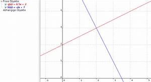 Geraden Schnittpunkt Berechnen : gerade g y 0 5x 2 h y 2x 7 berechne die schnittpunkte ~ Themetempest.com Abrechnung