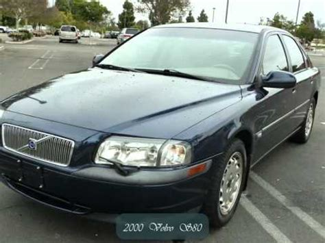 2000 volvo s80 2 9l engine surging how to save money and