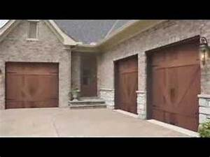 Www Style Your Garage Com : garage door styles youtube ~ Markanthonyermac.com Haus und Dekorationen