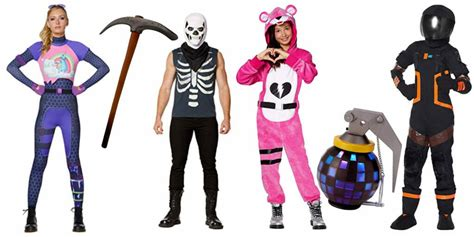 fortnite costumes   romp    favorite skins