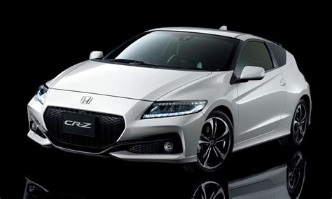 updated 2016 honda cr z hybrid sports car revealed in