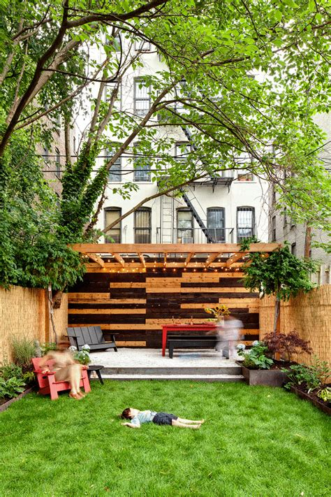 Nyc Backyard by Garden We Design Nyc