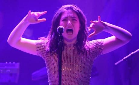 Lorde Photos - The Hollywood Gossip