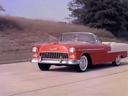 Chevrolet Cars Classic Commercial Autos 1955 Convertible
