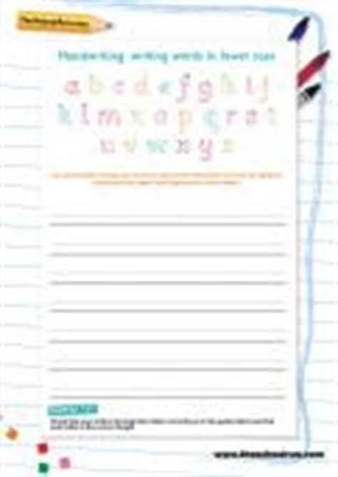 handwriting learning journey theschoolrun