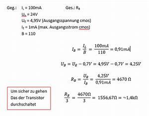 Spannungsteiler Berechnen : berechnung von spannungsteiler in transistorschaltung ~ Themetempest.com Abrechnung