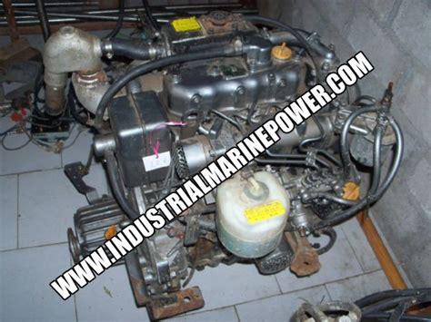 yanmar 3jh25 lifeboat engine