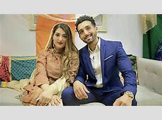 Sham Idrees with Froggy at his Sister Wedding Pakistani