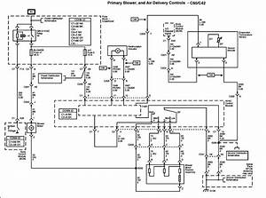 Heater Blower Wiring Diagram For 2008 Chevy Colorado