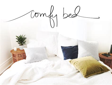 how to make your bed comfortable how to make your bed the most comfortable place on earth