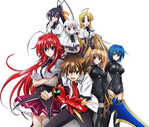 Anime Action Dengan Pertarungan Terbaik Kumpulan Anime Terbaik Kumpulan Anime Ecchi Harem Terbaik