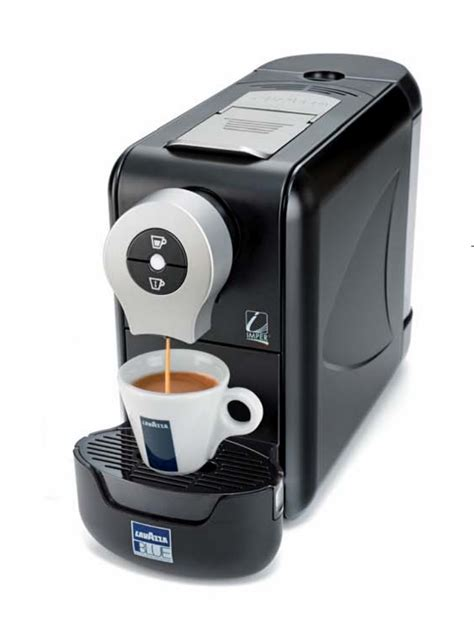 Lavazza Blue LB Compact Capsule Machine Black   Espresso