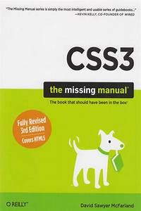 Css3  The Missing Manual 3rd Edition