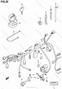 Suzuki Atv 2001 Oem Parts Diagram For Wiring Harness