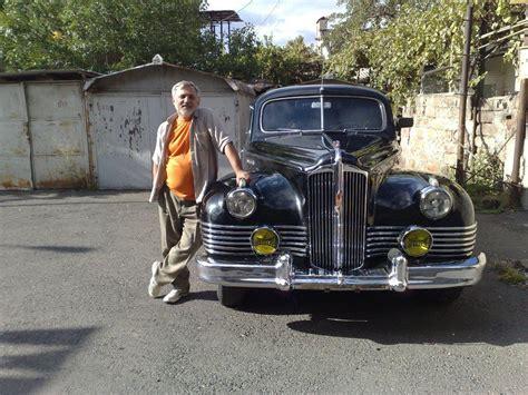 Yerevan's Three Oldest Cars Jamnews